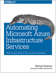 Automating Microsoft Azure_Infrastructure Services