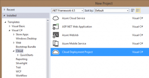 Azure_Resource_Manager_Cloud_Project
