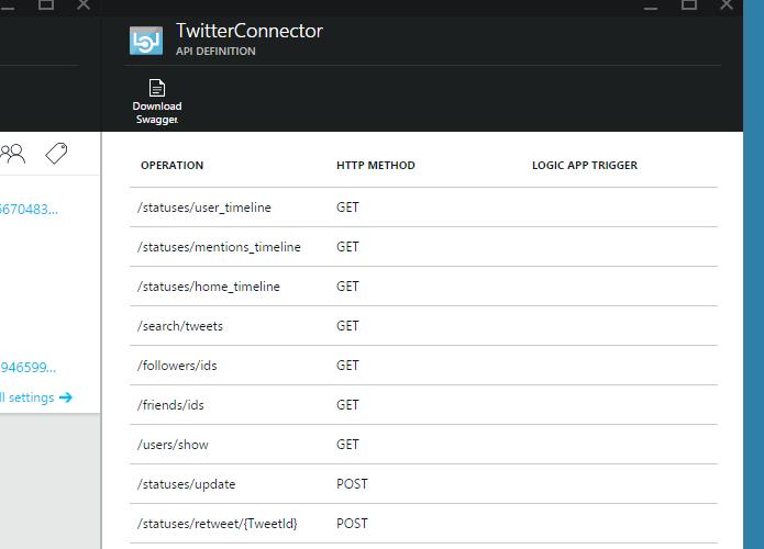 Azure-App-Service-Portal-API-twitter