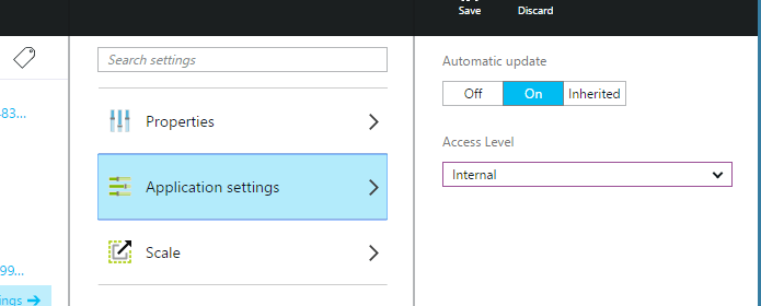 Azure-App-Service-Portal-Access-Level
